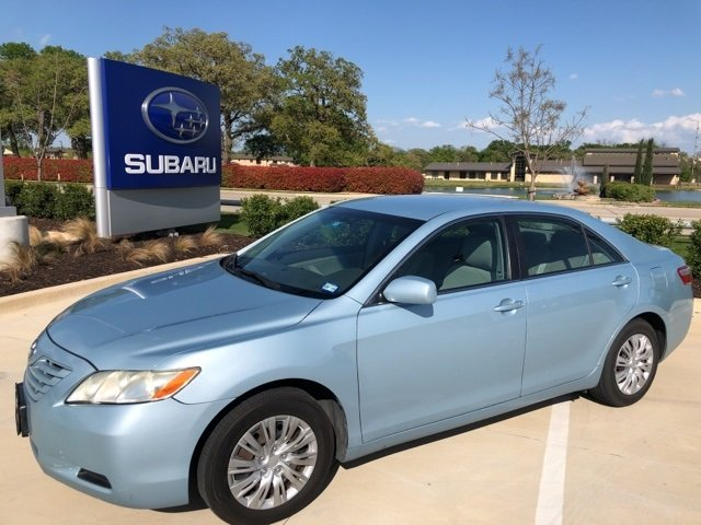 Photo Used 2009 Toyota Camry LE For Sale Grapevine, TX