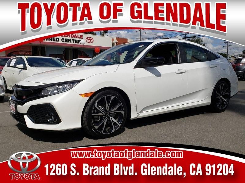 Photo Used 2018 Honda Civic, Glendale, CA, Toyota of Glendale Serving Los Angeles