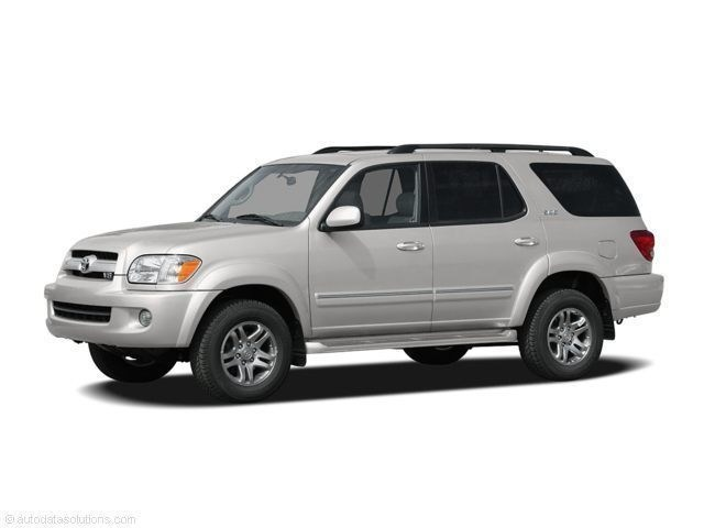 Photo Used 2007 Toyota Sequoia 2WD 4dr Limited SUV For Sale in Seneca, SC
