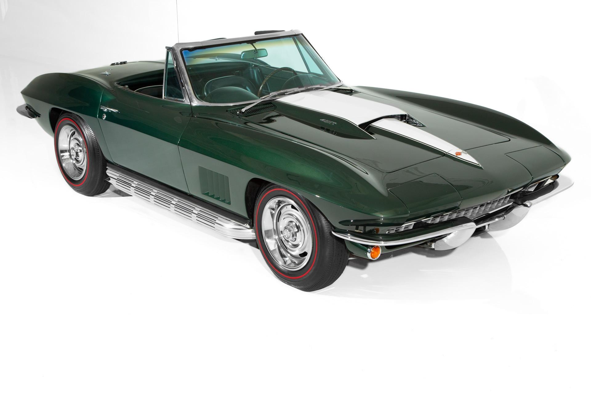 Photo 1967 Chevrolet Corvette 427400 Tri-Power 4-Spd