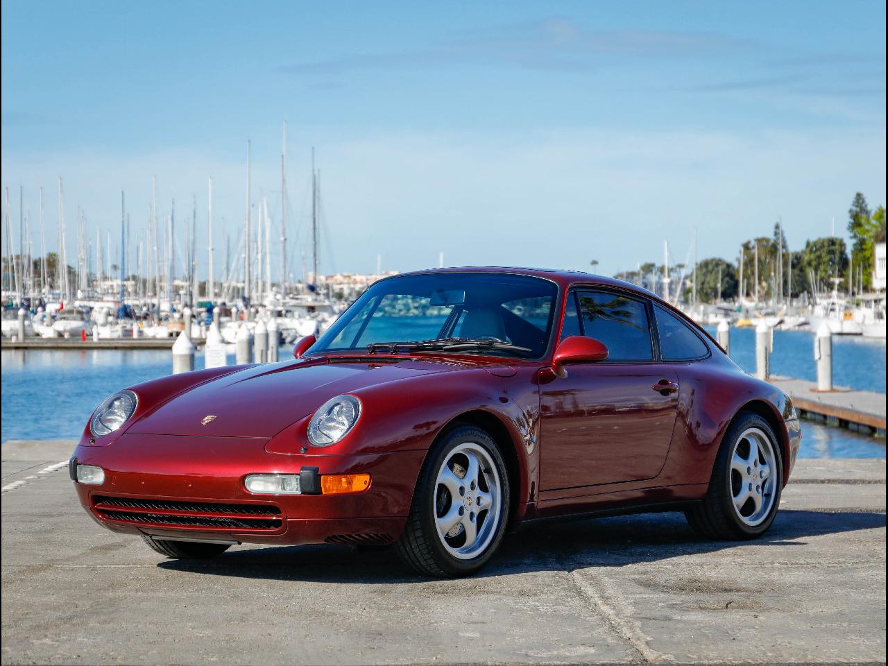 Photo 1996 Porsche 993 C2 Coupe