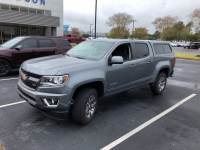 Used 2018 Chevrolet Colorado Crew Cab Z71 LOW LOW MILES CAMPER SHELL INCLUDED Pickup