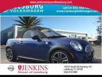 Used 2014 MINI Roadster Cooper Roadster Convertible For Sale Leesburg, FL