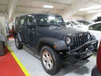 Used 2018 Jeep Wrangler JK Unlimited Sport 4x4 in Gaithersburg