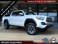 2016 Toyota Tacoma TRD Offroad Truck 4WD