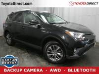 2016 Toyota RAV4 Hybrid XLE SUV All-wheel Drive