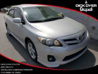 Pre-Owned 2013 Toyota Corolla S Special Edition FWD 4D Sedan