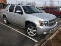 PRE-OWNED 2013 CHEVROLET AVALANCHE 1500 LTZ WITH NAVIGATION & 4WD