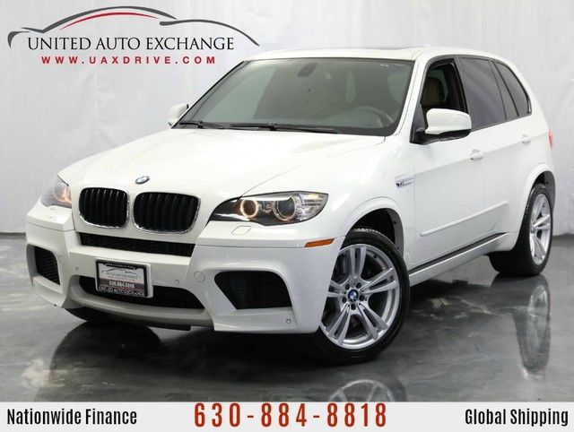 Photo 2011 BMW X5 M 4.4L Twin Turbo V8 Engine 555hp w Navigation, Panoramic Sunroof, Bluetooth, Front  Rear Parking Aid with Rear View Camera, Heated  Ventilated Leather Seats