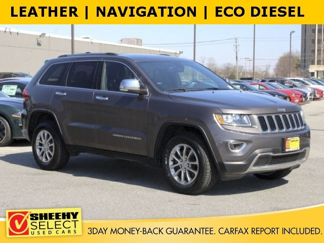 Photo 2015 Jeep Grand Cherokee Limited SUV V-6 cyl