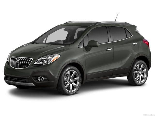 Photo Used 2013 Buick Encore Base SUV ECOTEC I4 SMPI DOHC Turbocharged VVT for sale in OFallon IL
