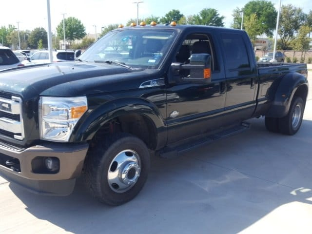 Photo Used 2015 Ford Super Duty F-350 DRW King Ranch For Sale Grapevine, TX