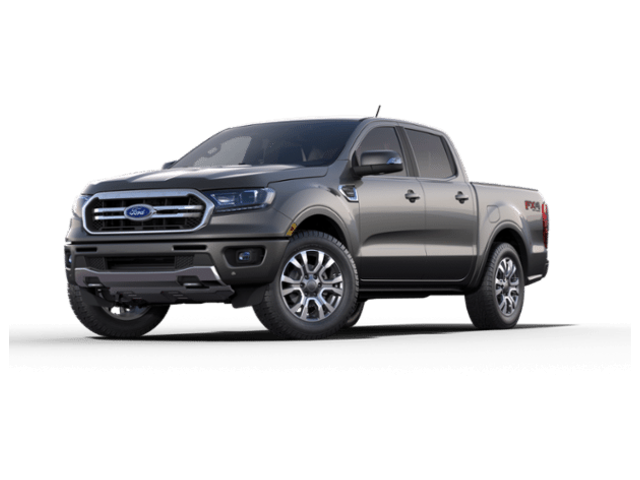 Photo 2019 Ford Ranger Lariat Truck SuperCrew EcoBoost Engine with Auto Start-Stop Technology