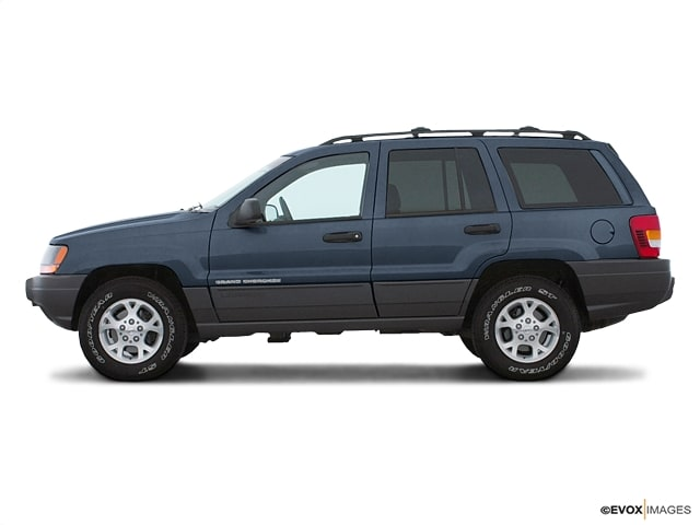 Photo Used 2003 Jeep Grand Cherokee Laredo SUV For Sale  Greenville SC  Serving Spartanburg, Greer, Anderson  Easley