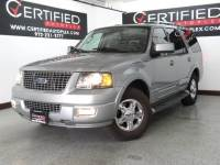 2006 Ford Expedition LIMITED PKG WOOD STEERING WHEEL PREMIUM CHROME WHEELS 2ND ROW CAPTAIN SEATS