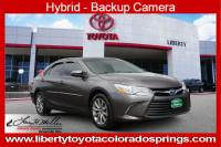 Used 2015 Toyota Camry Hybrid XLE Sedan For Sale in Colorado Springs, CO