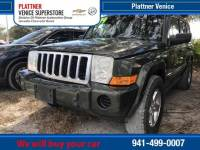 2007 Jeep Commander Sport SUV For Sale in LaBelle, near Fort Myers