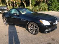 2014 Mercedes-Benz SLK 250 Roadster I-4 cyl