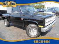 1982 Chevrolet Stepside Short Bed 4WD
