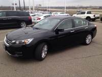 Used 2015 Honda Accord EX-L For Sale in Monroe, OH