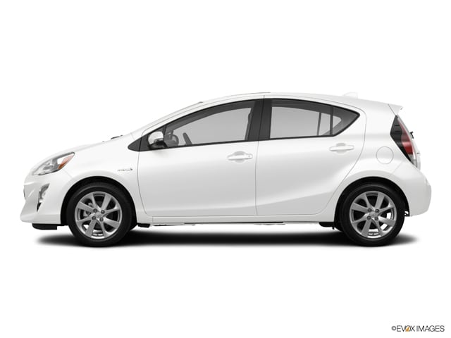 Photo Used 2015 Toyota Prius c Four Hatchback Front-wheel Drive for Sale in Riverhead, NY