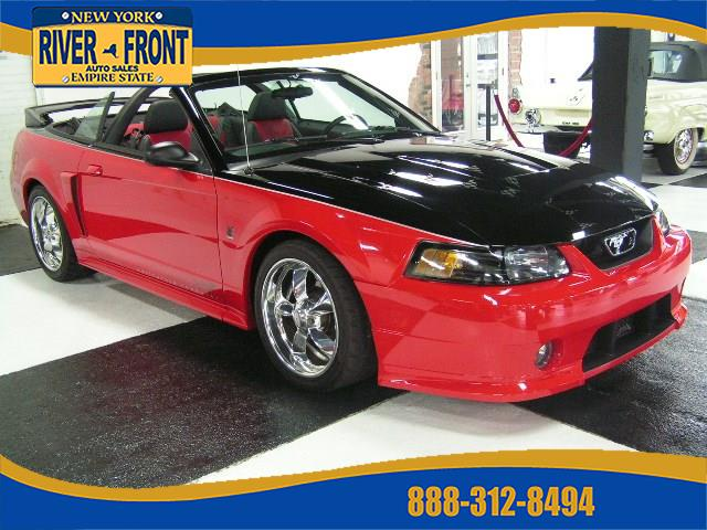 Photo 2003 Ford Mustang GT Premium Convertible stage 3 Roush Boyd Coddingt