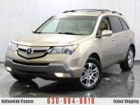 2007 Acura MDX 3.7L V6 Engine **3rd Row Seats** AWD w/ Tech Pkg, Navigation, Sunroof, Heated Leather Seats, Rear View Camera