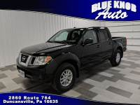 2018 Nissan Frontier SV Truck Crew Cab in Duncansville | Serving Altoona, Ebensburg, Huntingdon, and Hollidaysburg PA