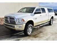 2011 Ram 3500 Laramie Truck Mega Cab