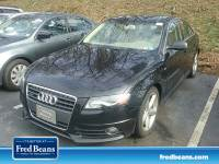 Used 2012 Audi A4 For Sale at Fred Beans Volkswagen | VIN: WAUHFAFL3CA118516