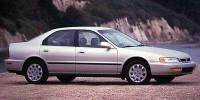 Pre Owned 1997 Honda Accord Sedan EX Automatic with Leather VIN1HGCD5666VA278740 Stock Number90449101