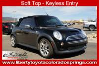 Used 2005 MINI Cooper Convertible S Convertible For Sale in Colorado Springs, CO