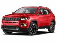 Pre-Owned 2017 Jeep New Compass Trailhawk 4x4 SUV