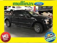 Used 2017 Ford F-150 XLT Sport W/ Navigation, Sync3 Truck SuperCrew Cab V-6 cyl in Kissimmee, FL