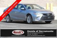 Pre-Owned 2016 Toyota Camry 4dr Sdn I4 Auto LE (SE)
