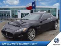 Pre-Owned 2010 Maserati GranTurismo GranTurismo Rear Wheel Drive Coupe