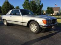 1979 Mercedes-Benz 280SLC Euro -RARE EURO MODEL-ORIGINAL SURVIVOR-FAMILY OWNED SINCE NEW-