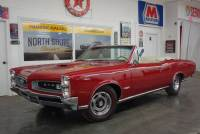 1966 Pontiac GTO -CONVERTIBLE-389 TRI-POWER-MANUAL-SOUTHERN REAL 242 MUSCLE CAR CLASSIC