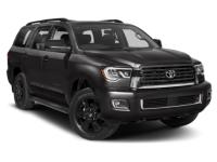 New 2019 Toyota Sequoia TRD Sport 4WD 4D Sport Utility