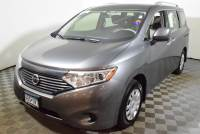 Certified Pre-Owned 2015 Nissan Quest 4dr S Front Wheel Drive Van
