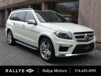 Certified Pre-Owned 2016 Mercedes-Benz GL 550 AWD 4MATIC®