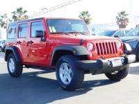 2016 Jeep Wrangler JK Unlimited Sport