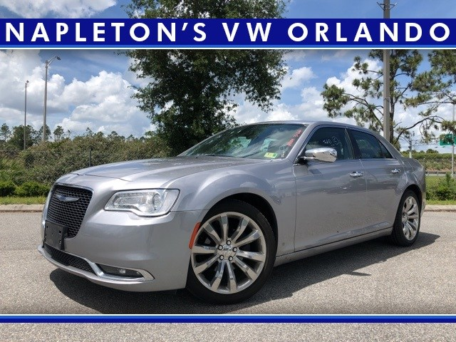 Photo Used Chrysler 300 Limited in Orlando, Fl.