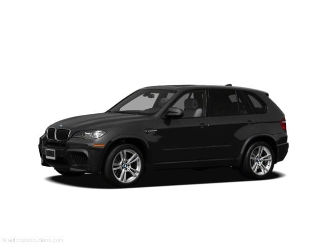 Photo Pre-Owned 2012 BMW X5 M in Greensboro NC