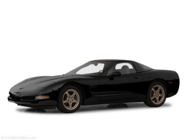 Photo 2001 Chevrolet Corvette 2 DOOR COUPE-LEATHER-AUTO-HEADS UP-POWER SEAT-BOSE Coupe