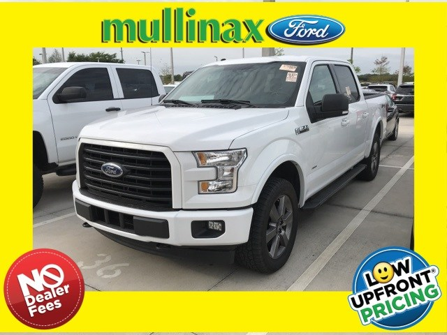 Photo Used 2017 Ford F-150 XLT Sport W Luxury Package, 20 Premium Wheels, Na Truck SuperCrew Cab V-6 cyl in Kissimmee, FL