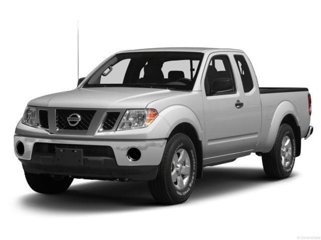 Photo Used 2015 Nissan Frontier SV in Ardmore, OK