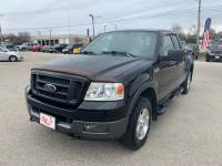 2004 Ford F-150 FX4 Flareside 4WD