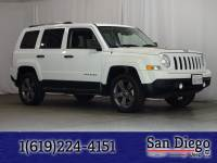 Certified 2017 Jeep Patriot Sport FWD SUV in San Diego