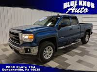 2015 GMC Sierra 1500 SLE Truck Double Cab in Duncansville | Serving Altoona, Ebensburg, Huntingdon, and Hollidaysburg PA